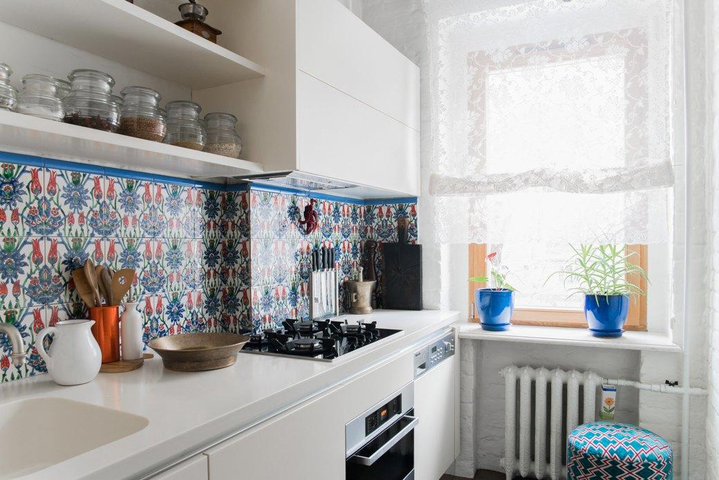 Квартира в Хамовниках с лепниной и ковром ручной работы . Изображение № 13.