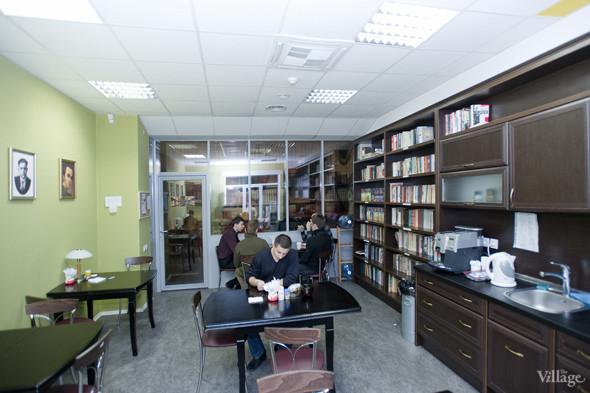 Офис недели (Киев): GlobalLogic. Изображение № 14.