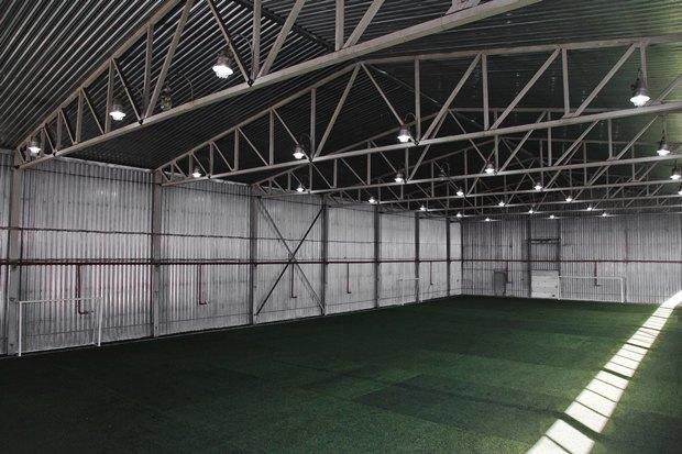Около Синопской набережной откроется спортивный кластер. Изображение № 3.