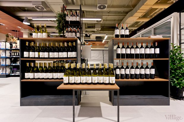 На Мечникова открылся обновлённый Good Wine. Зображення № 2.