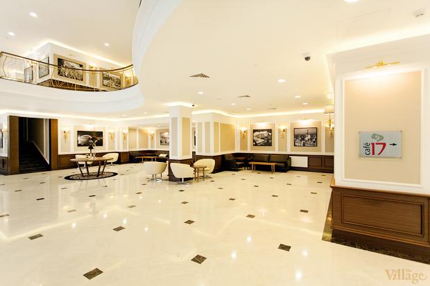На Подоле открылся Radisson Blu Hotel. Зображення № 5.
