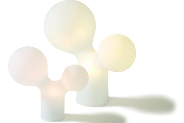 Лампы Double Bubble, Ээро Аарнио. Изображение № 4.