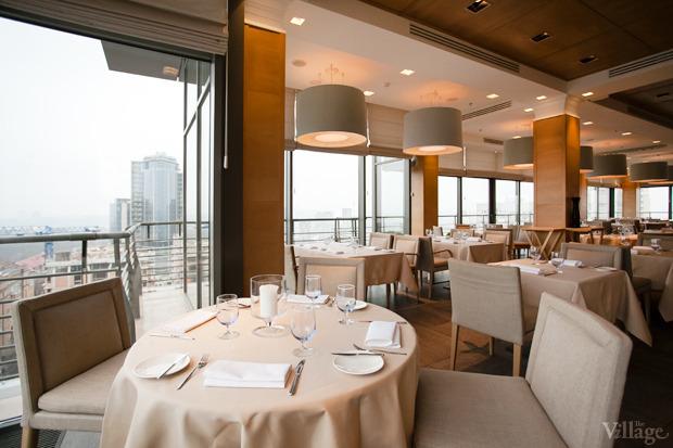 Новое место (Киев): Панорамный ресторан Matisse. Изображение № 9.