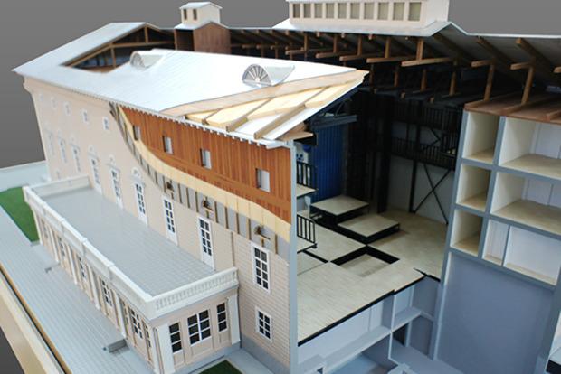 Каменноостровский театр откроется после пятилетний реконструкции. Изображение № 5.