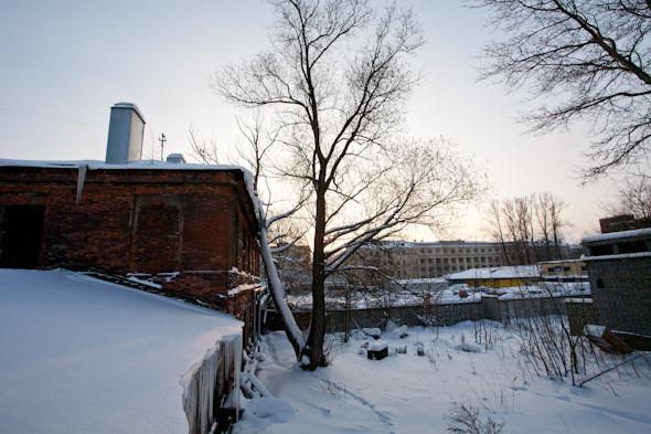 Группа «Фабрика»: Гид по арт–пространствам Обводного канала. Изображение № 89.