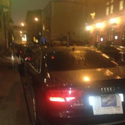 Тамбовского губернатора обвинили в неоплате парковки в Москве. Изображение №1.