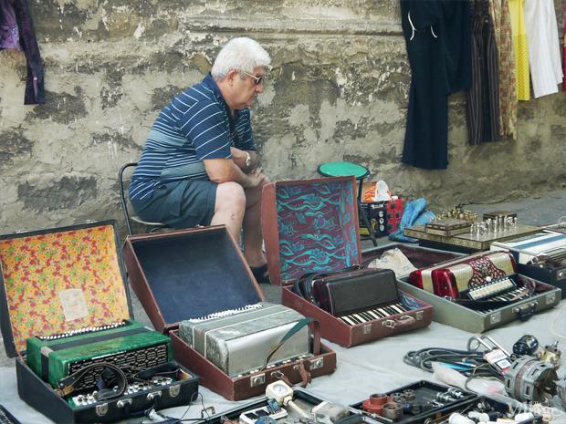 Рыночные отношения: Что продают на Староконке (Одесса). Изображение № 9.
