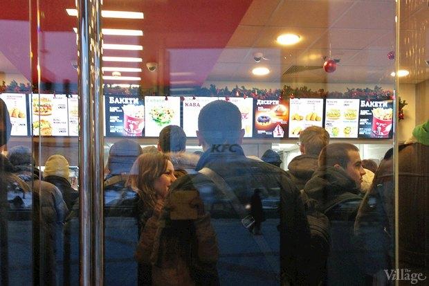 В Киеве открылся KFC. Изображение № 7.