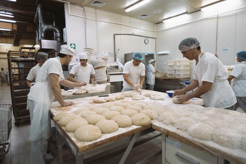 Как пекут хлеб. Изображение № 9.