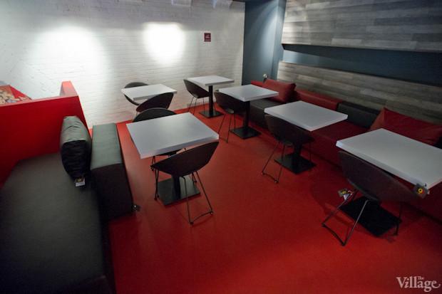 Новое место (Киев): Ресторан Belgianartzone. Изображение №11.