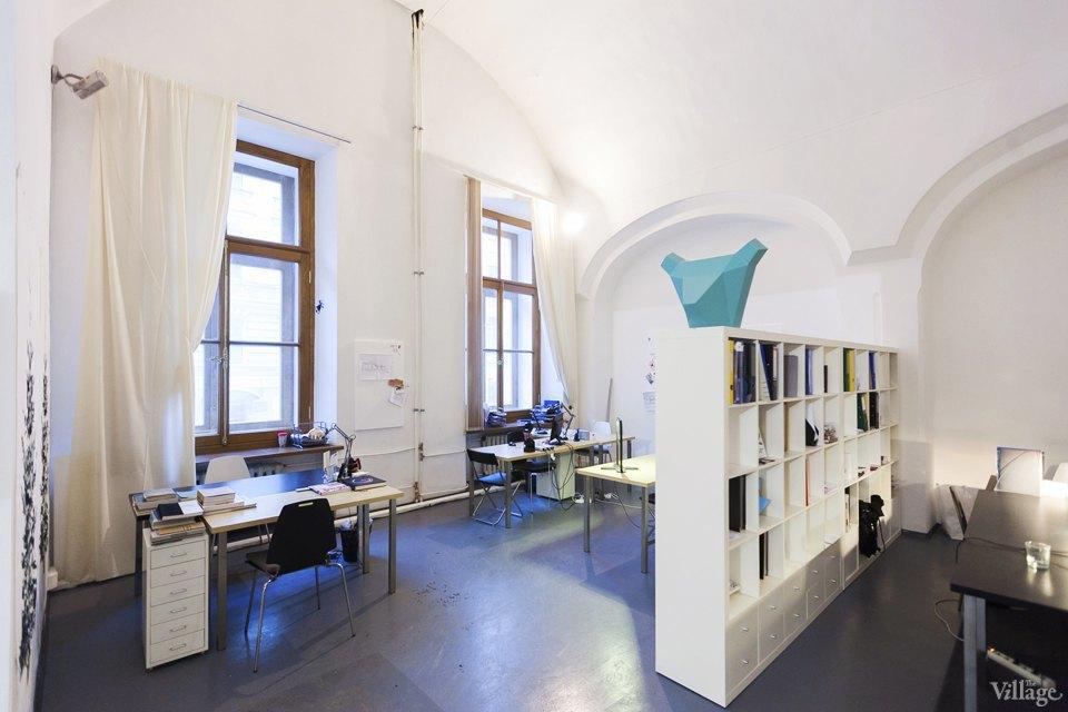 Интерьер недели (Петербург): Офис биеннале современного искусства Manifesta 10. Изображение № 6.