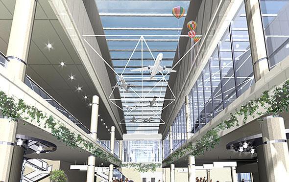 Полёт нормальный: Реконструкция аэропорта Киев. Изображение № 3.