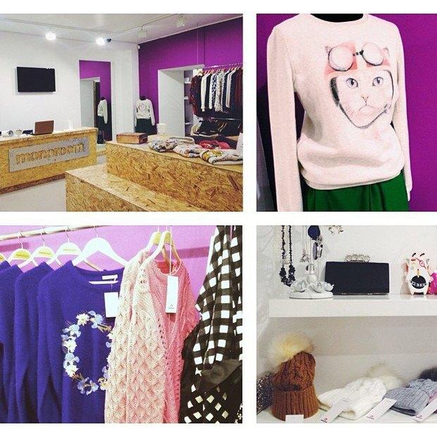 На Гороховой открылся второй магазин Monoroom. Изображение № 1.