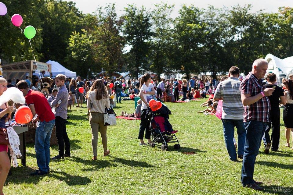 Люди в городе: Посетители фестиваля «О да! Еда!». Изображение № 10.