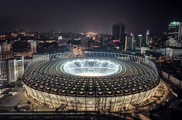 «Олимпийский» назвали лучшим стадионом Евро-2012. Зображення № 2.