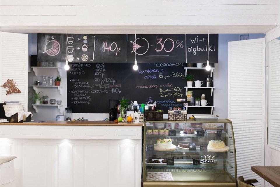 Новое место: Кондитерская Big Cake Cafe на Рубинштейна. Изображение № 2.