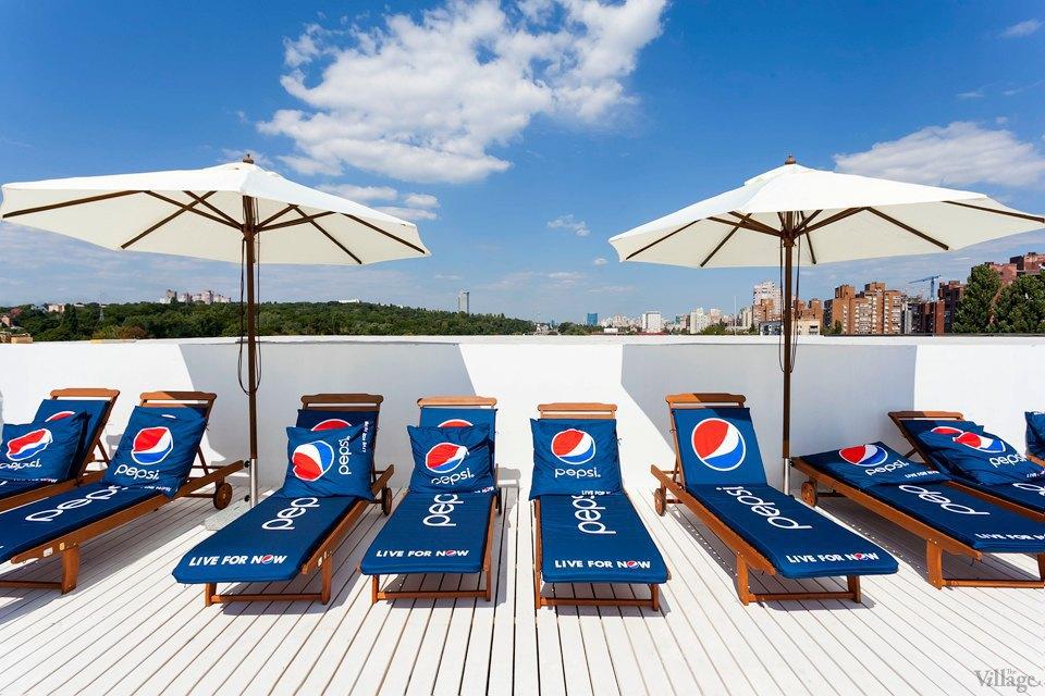 Фоторепортаж: Пляжный клуб на крыше Ocean Plaza . Изображение № 6.