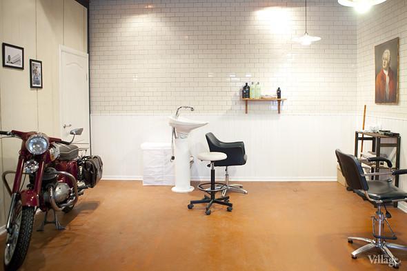 Новое место: Мужская парикмахерская Chop-Chop. Изображение № 4.