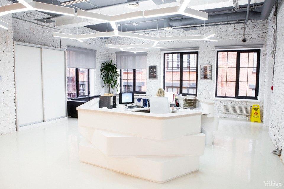 Избранное: 9 офисов виндустриальном стиле . Изображение №5.