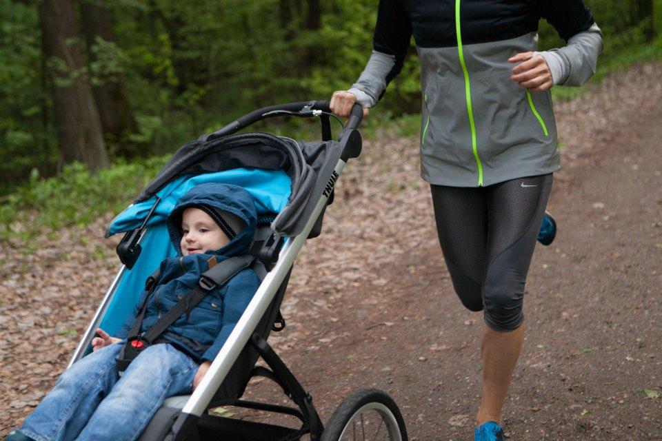 Беги, мама, беги: Тест-драйв детских колясок для бега. Изображение № 14.