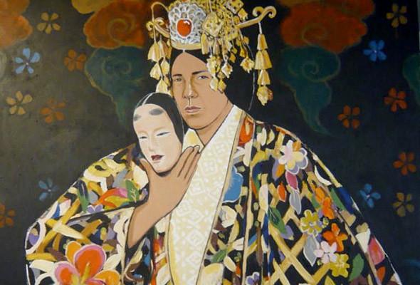 В «М17» пройдёт выставка картин Кензо Такады. Изображение № 3.