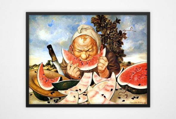 В Киеве пройдёт выставка чешского сюрреалиста Виктора Сафонкина. Зображення № 1.
