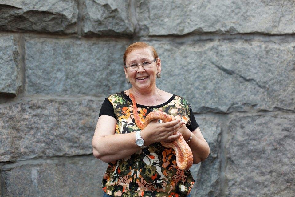 Биолог Елена Мигунова онаглости белок, хищных птицах вКремле иоботношении москвичей кживотным. Изображение № 1.