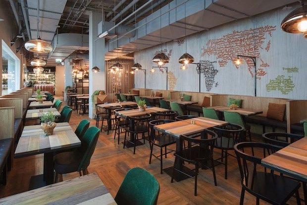 В «Галерее» открылся ресторан самообслуживания MarketPlace . Изображение № 2.