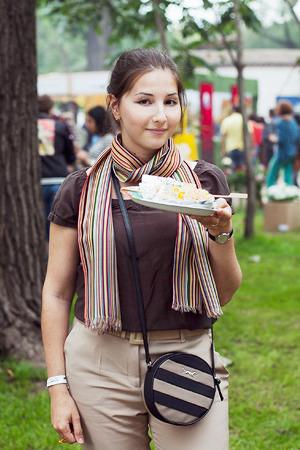 Люди в городе: Посетители фестиваля «Праздник Еды». Изображение № 6.