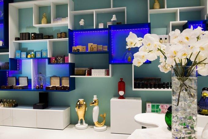 На Патриарших прудах открылся парфюмерный бутик Fragrance Secrets. Изображение № 2.