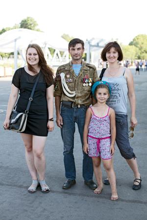 Люди в городе: Как отмечали День ВДВ в парке Горького. Изображение №36.