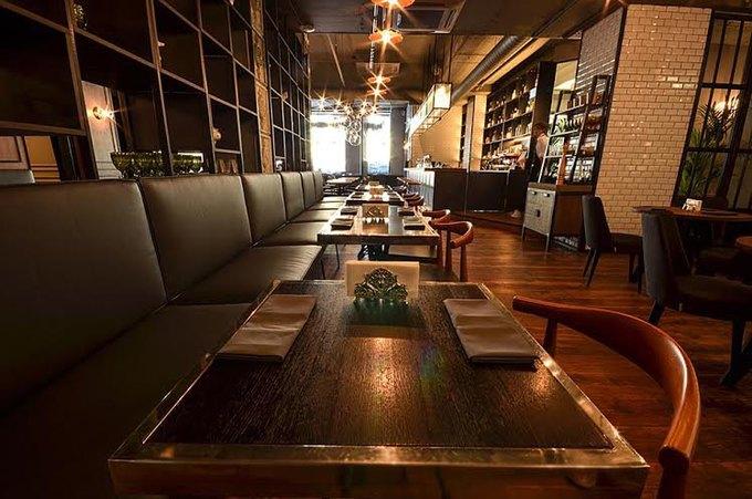 НаНевском проспекте заработало кафе Avenue55 . Изображение № 1.