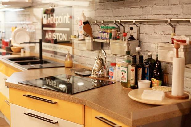 В Марьине открылась кулинарная мастерская Just Cook. Изображение №1.