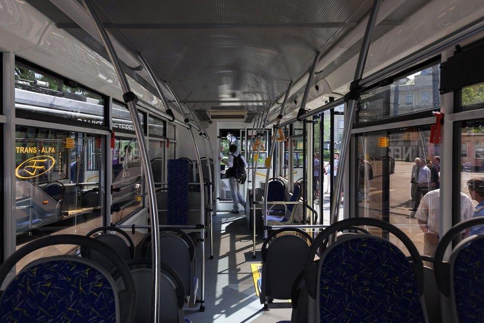 Троллейбусы будущего савтономным ходом. Изображение № 5.