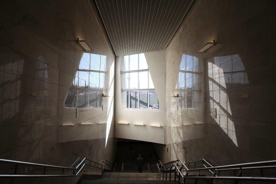 Новые станции метро «Лесопарковая» и«Битцевский парк». Изображение № 14.