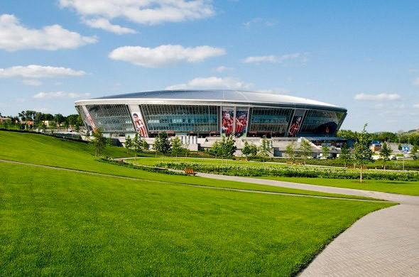 «Олимпийский» назвали лучшим стадионом Евро-2012. Зображення № 4.