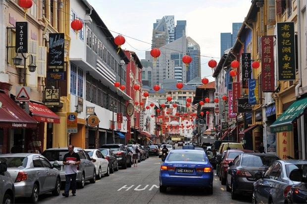Как Сингапур стал самым комфортным городом мира. Изображение № 6.