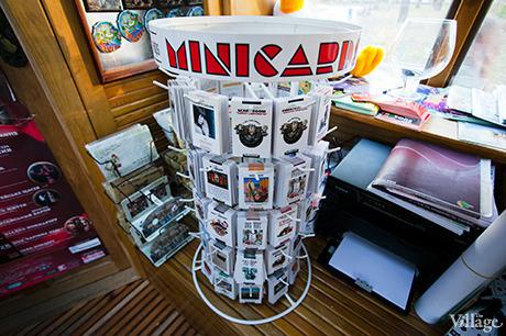 В «Киевском трамвайчике» теперь варят кофе. Зображення № 10.