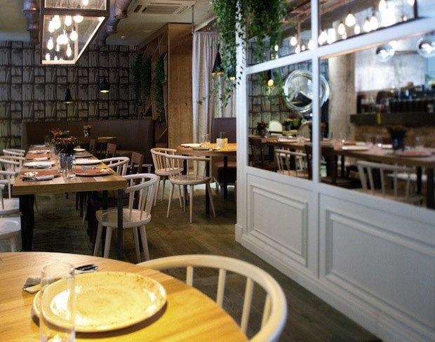 На Покровке открылся ресторан ExtraVirgin. Изображение № 4.