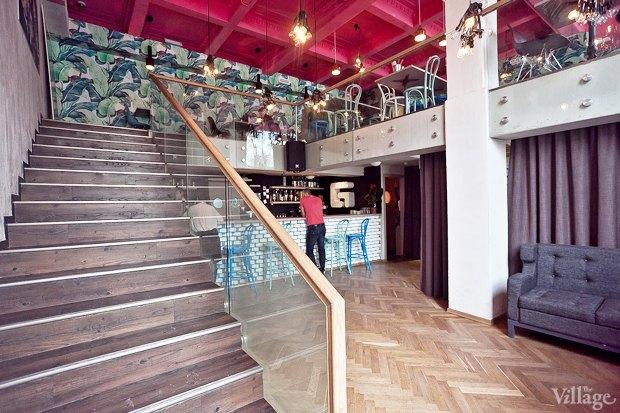 Новое место (Петербург): Geometria Café. Изображение № 5.