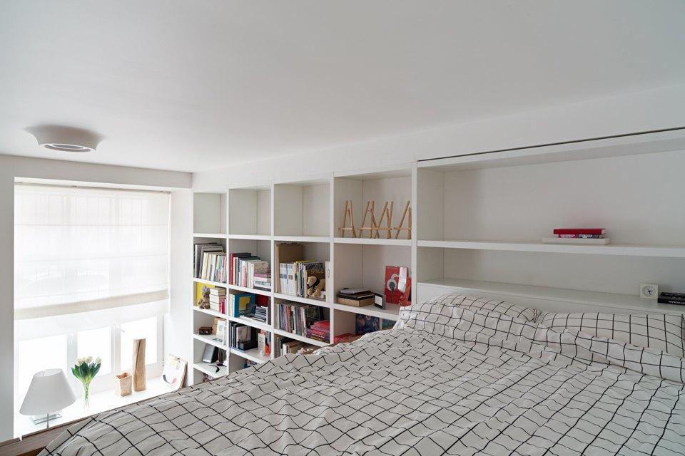 Двухуровневая квартира вдоходном доме вБольшом Афанасьевском переулке. Изображение № 23.