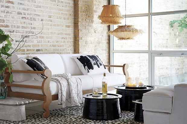 Как подбирать обстановку для небольших квартир. Изображение № 10.