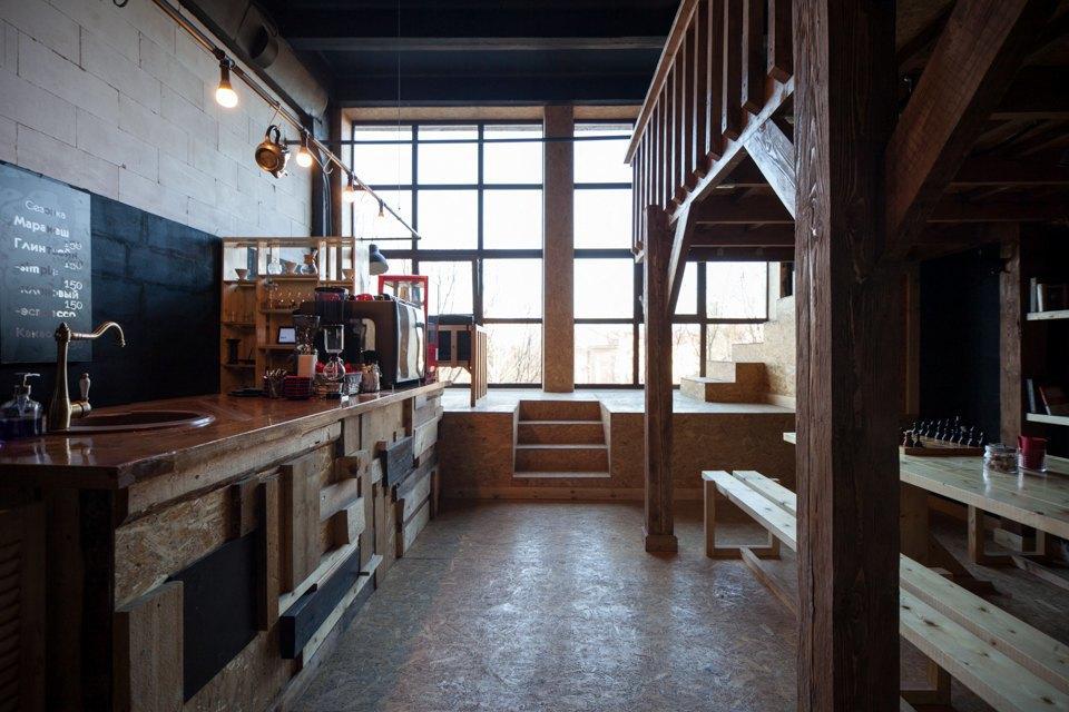 Кофейня Coffee3 влофте Contour . Изображение № 7.
