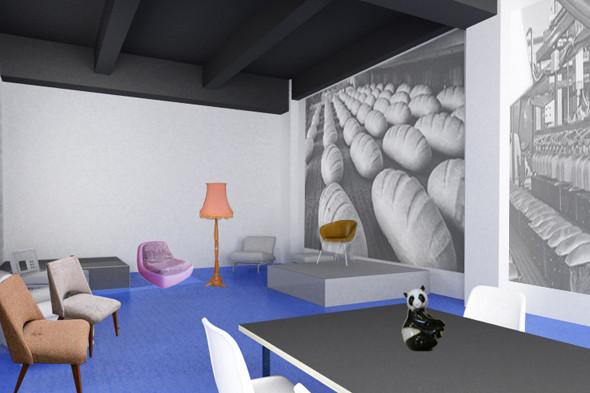 В «Этажах» открывается коворкинг площадью 700 кв. м. Изображение № 7.