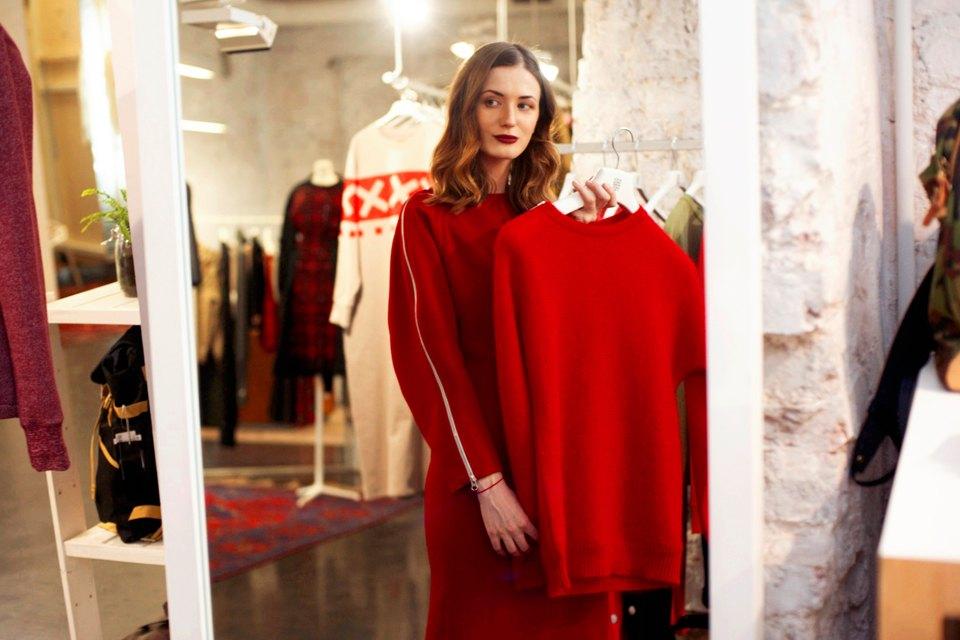 Внешний вид (Москва): Саша Вайдер, дизайнер одежды. Изображение №4.