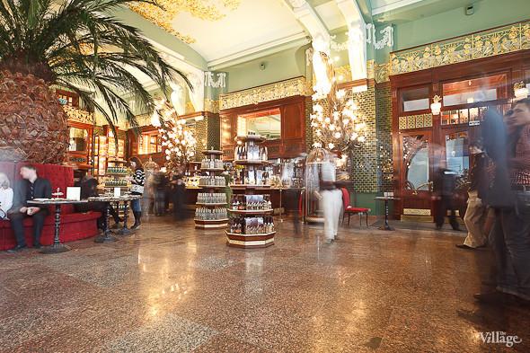 Фоторепортаж: Открытие отреставрированного «Елисеевского магазина». Изображение № 16.