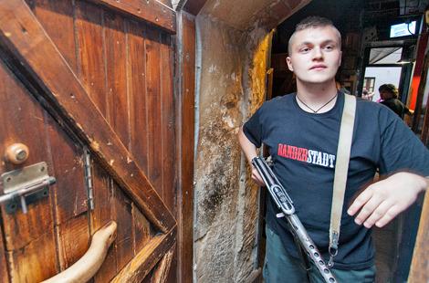 Гид по концептуальным ресторанам Львова. Изображение №25.