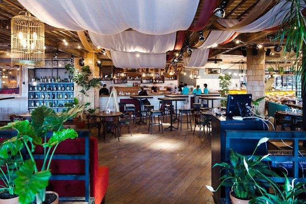 7кафе, баров иресторанов, открывшихся вавгусте. Изображение № 3.