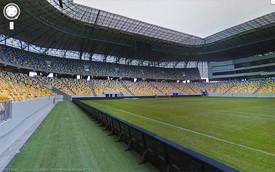 Google устроил виртуальные экскурсии по стадионам Евро-2012. Зображення № 4.