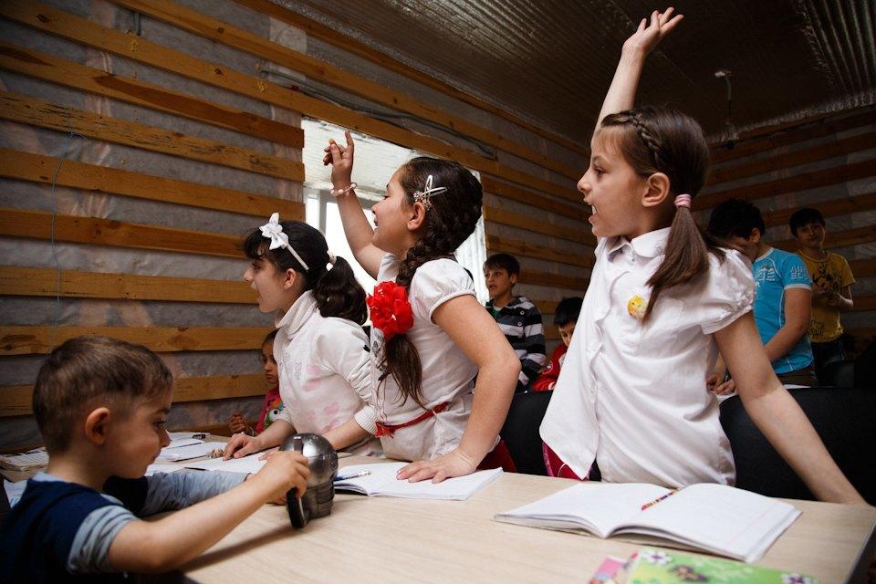 Дети, которых нет: Как проходят занятия в ногинской школе для сирийских беженцев. Изображение № 6.